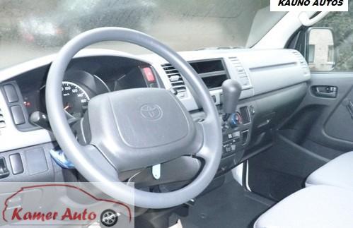Toyota Hi-ace GL 4X2