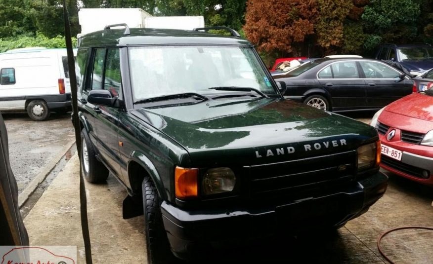Land Rover Discovery , volant à droite !!!!!!!