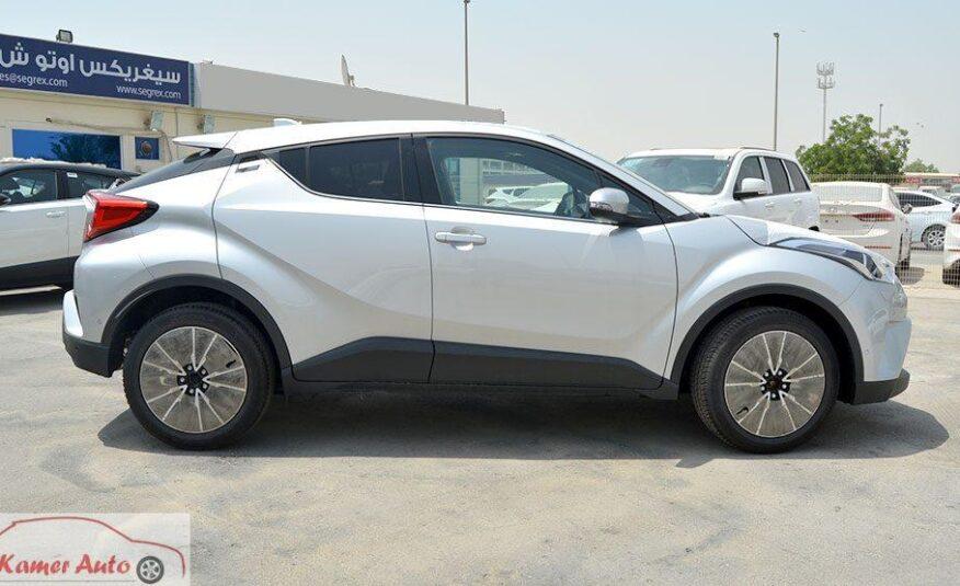 2018 YM, Toyota CHR, 1.2L Turbo Gasoline, automati