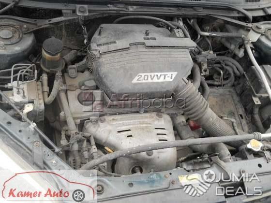 Toyota RAV4, Model 2001 Climatissee