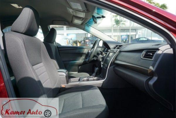 2017 Toyota Camry 2.5 LE A/T