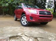 Toyota Rav4 2011 Limited Edition